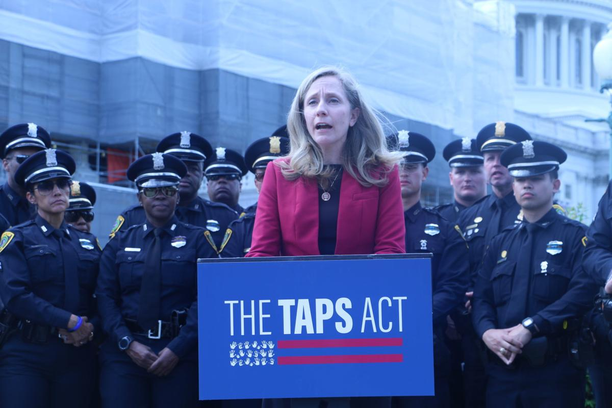 Spanberger calls on McConnell