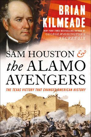Sam Houston & the Alamo Avengers