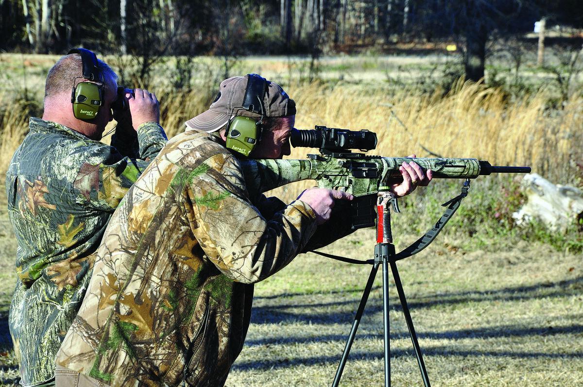 Ken Perrotte's Outdoors Column: Stealth is key in feral hog control hunts
