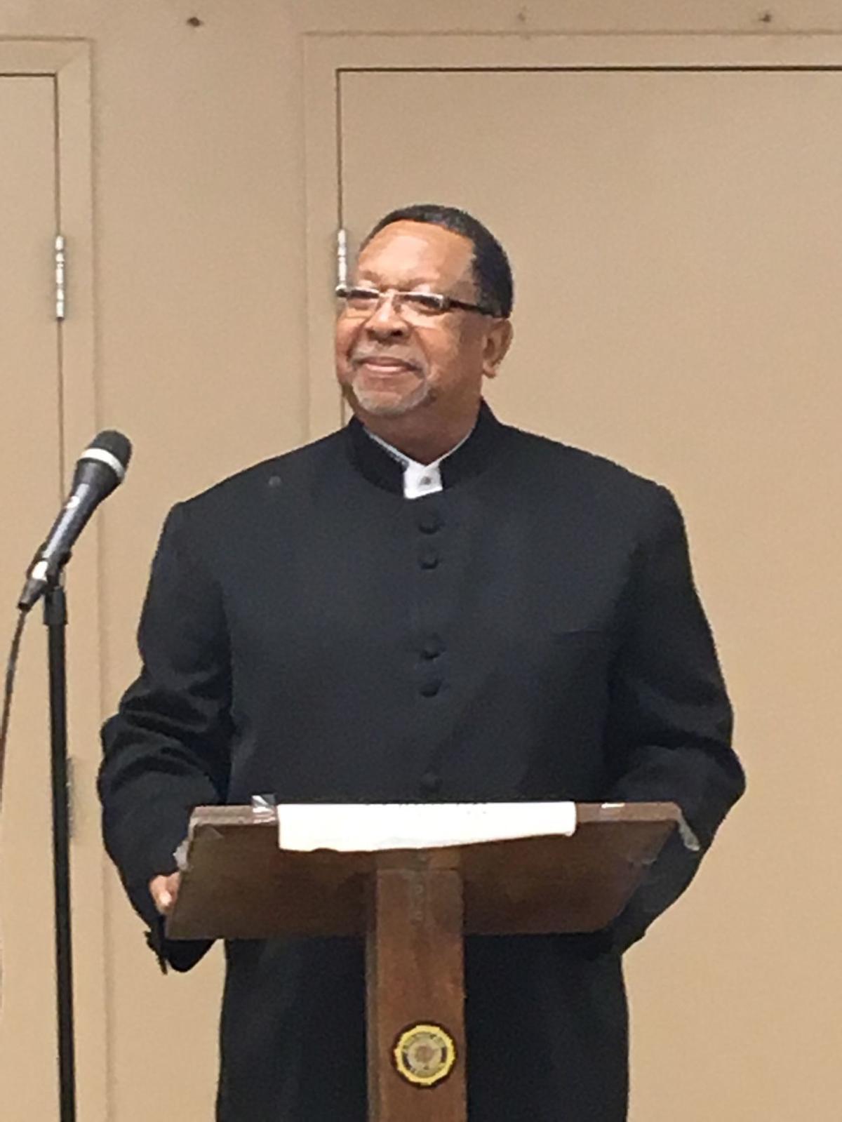 The Rev. Hashmel Turner