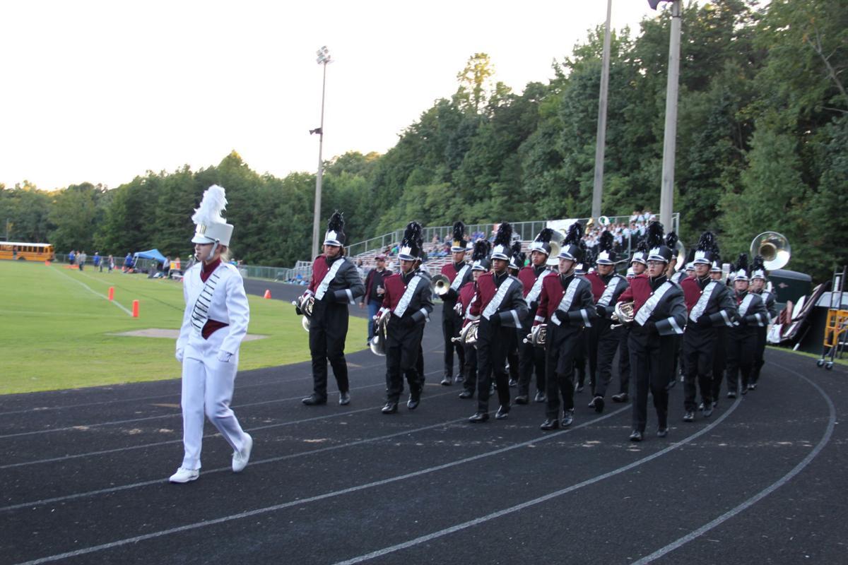 Chancellor HS Band1