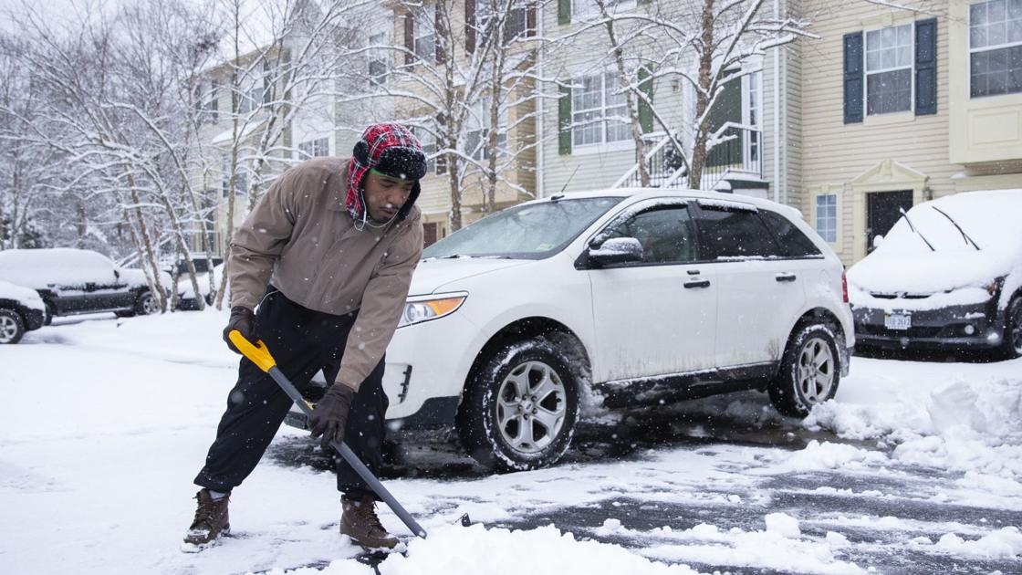 STORM BLOG: Road conditions expected to deteriorate overnight