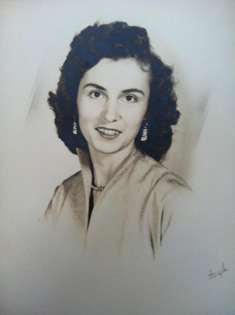 Jean Richards Grasty, Barbara