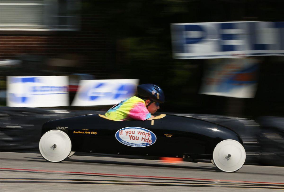 Has Fredericksburgs Soap Box Derby Reached Its Finish Line Pinewood Lamps