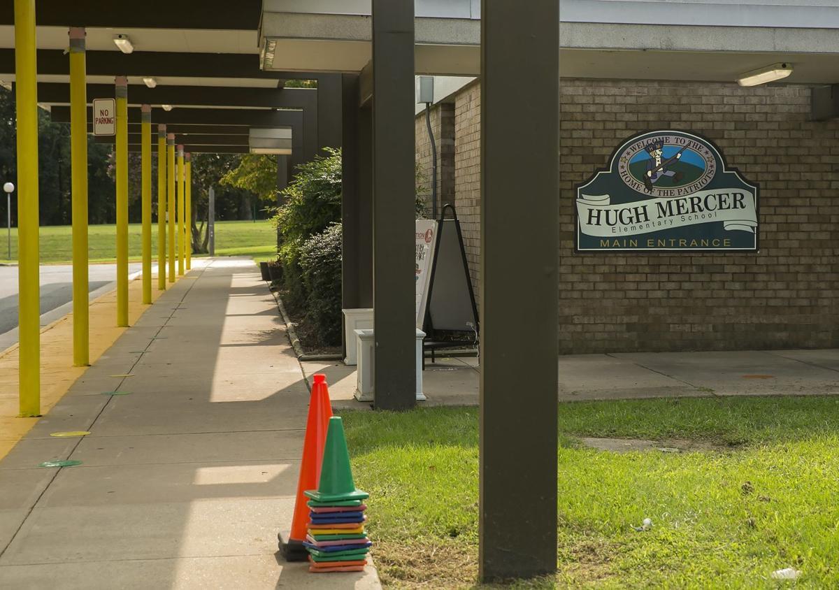 Hugh Mercer Elementary School (copy)