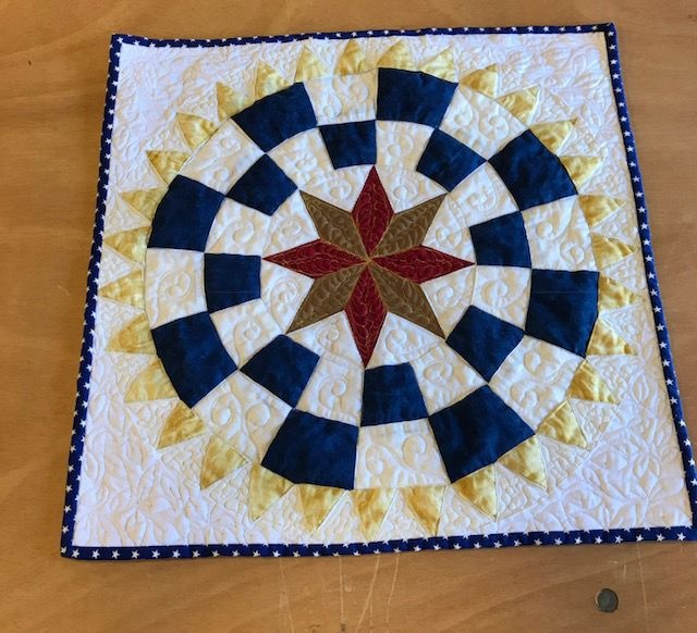 King George woman wins first-ever barn quilt contest at this ... : quilt contest - Adamdwight.com