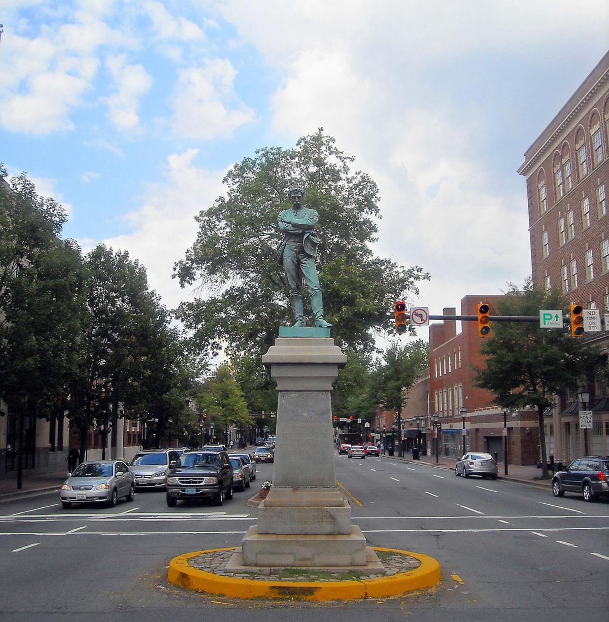 'Appomattox' statue in Alexandria