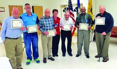 Rapidan District Ruritan Cabinet honors military veterans