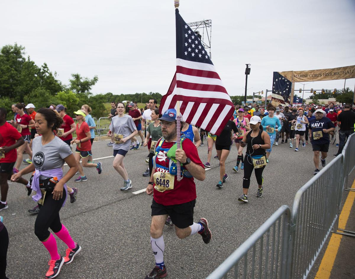 Historic Half Marathon
