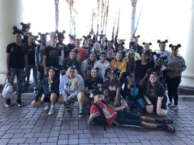 CHOIR: Students selected to perform at Walt Disney World