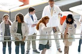 PHOTO: Medical students