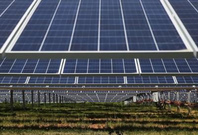 Whitehouse Solar Site