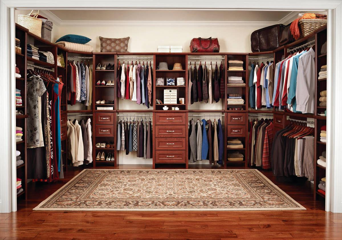 How To Convert A Spare Room Into A Dream Closet Features