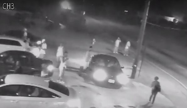 petersburg gang shooting caught on video is emblematic of
