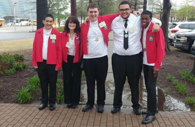 MEDALISTS: Foxes shine at state SkillsUSA competition
