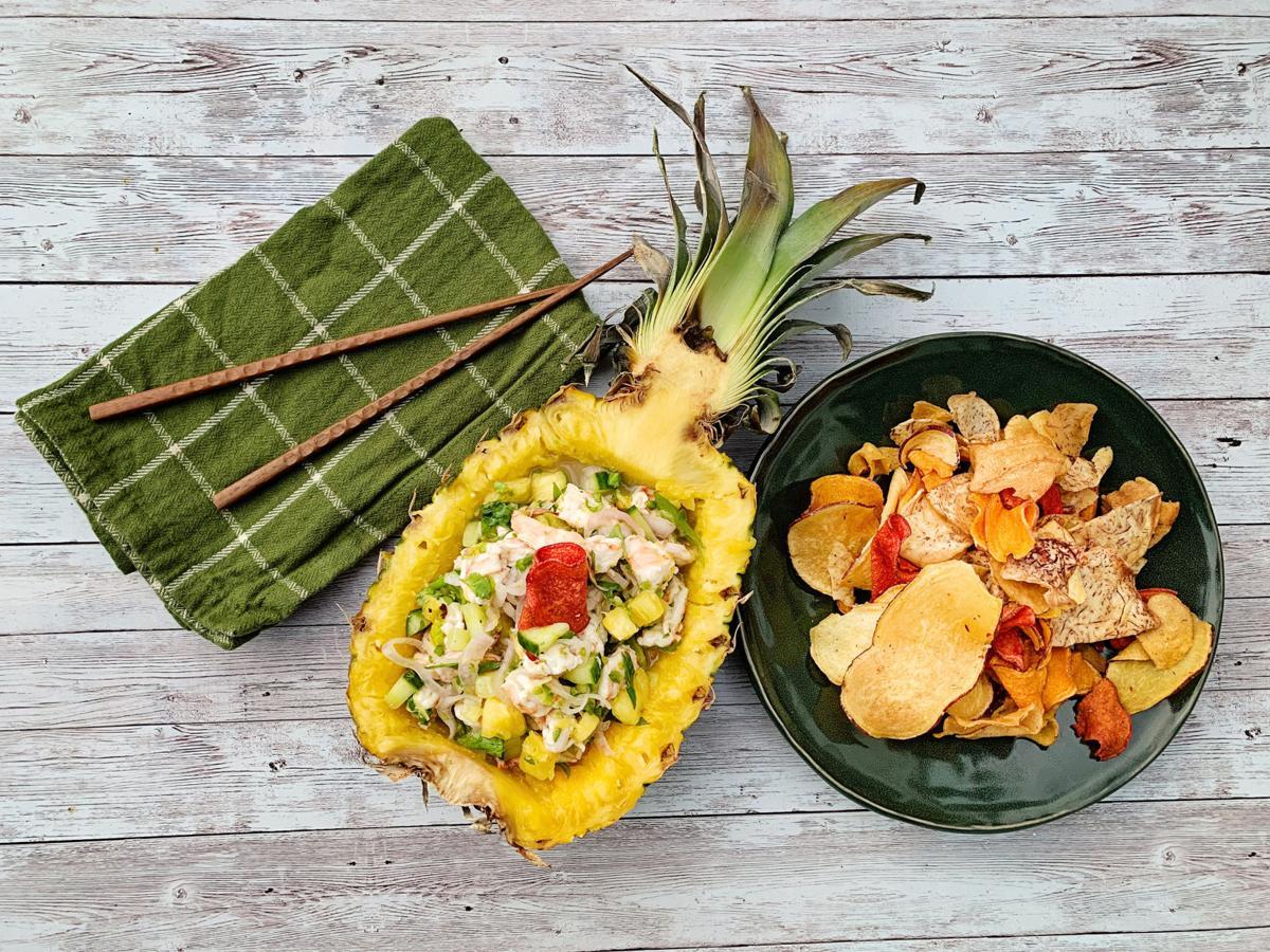 Pineapple recipes offer a slice of summer sunshine
