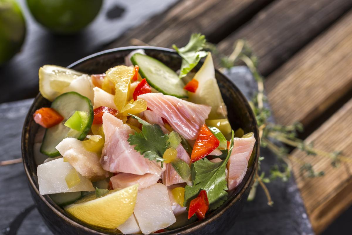 Ceviche is the refreshing, no-cook fish dish you need this summer
