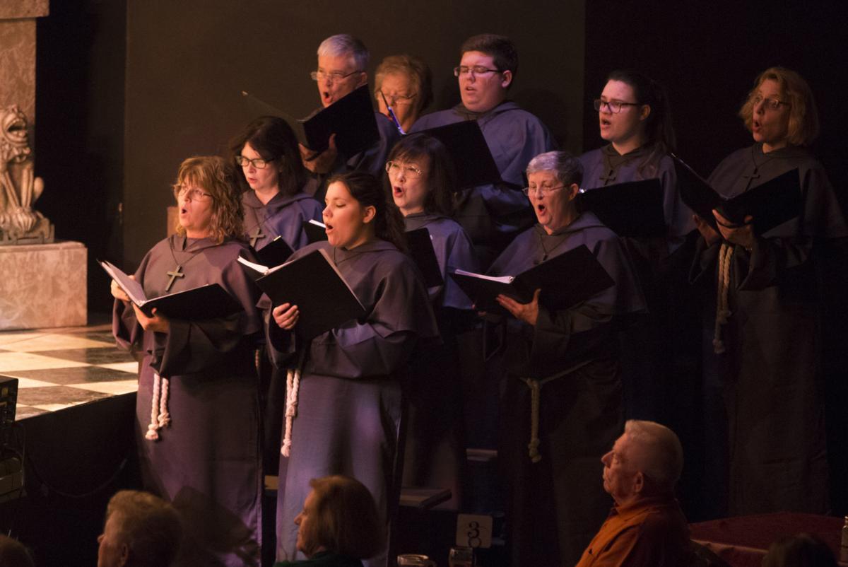 Hunchback choir