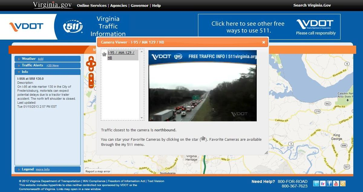 I-95 crash causing delays near exit 130 | Transportation