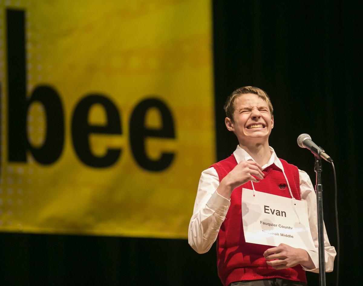 Fredericksburg Regional Spelling Bee