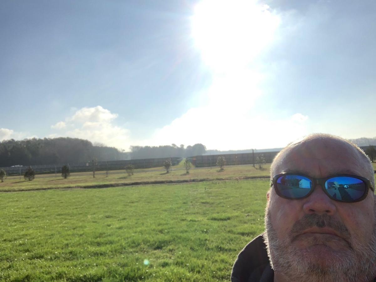 Accomack solar farm