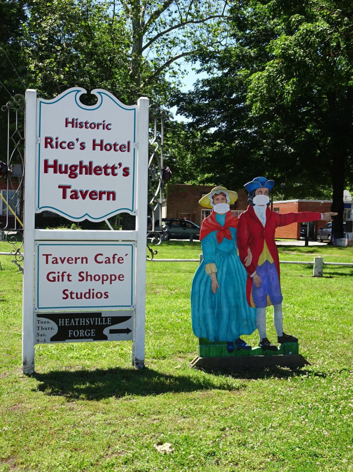 Hughlett's Tavern
