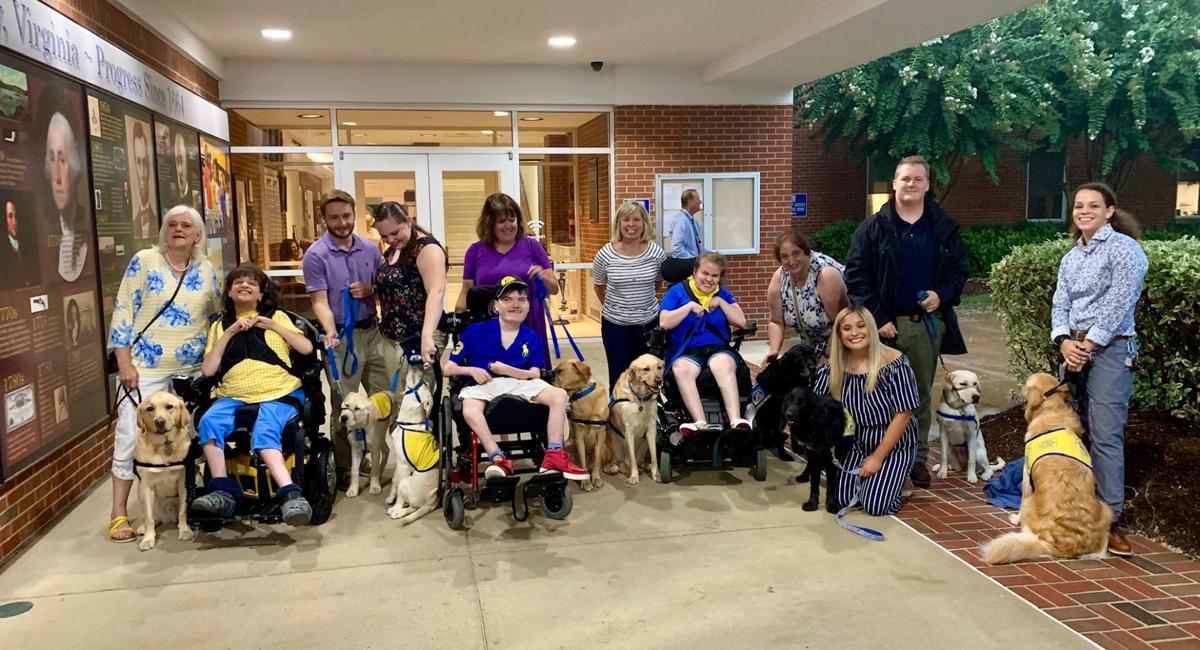 Canine Companions for Independence family