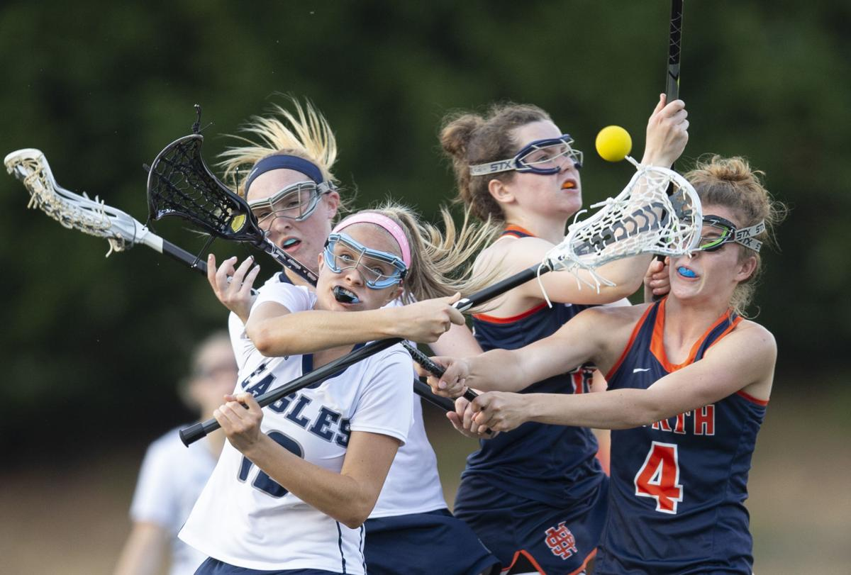 Colonial Forge vs North Stafford lacrosse