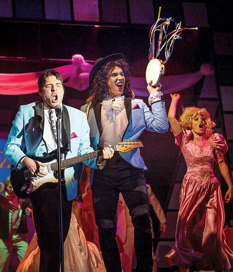 Take A Rockin Journey Through Love And 80s Nostalgia With The Wedding Singer
