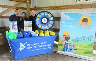 REC: Cooperative connects with members at Caroline Spring Festival