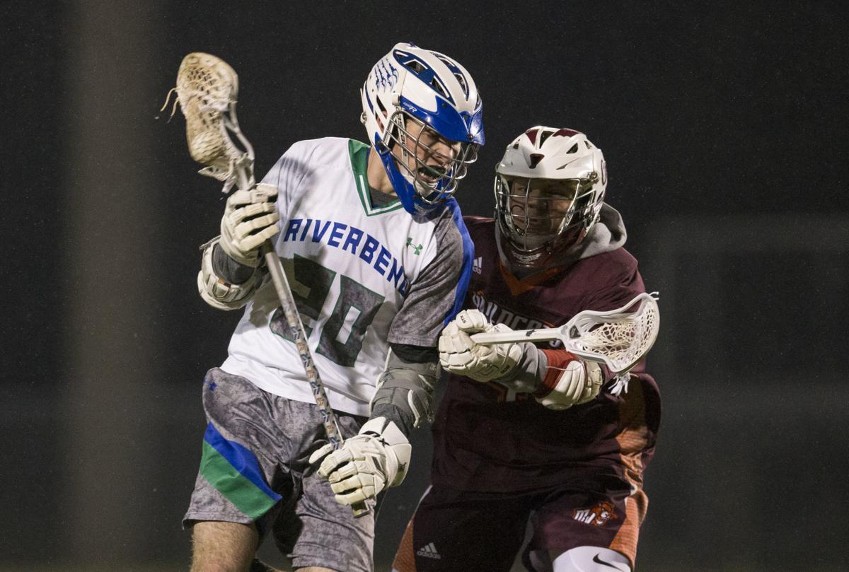 Riverbend vs Mountain View boys lacrosse