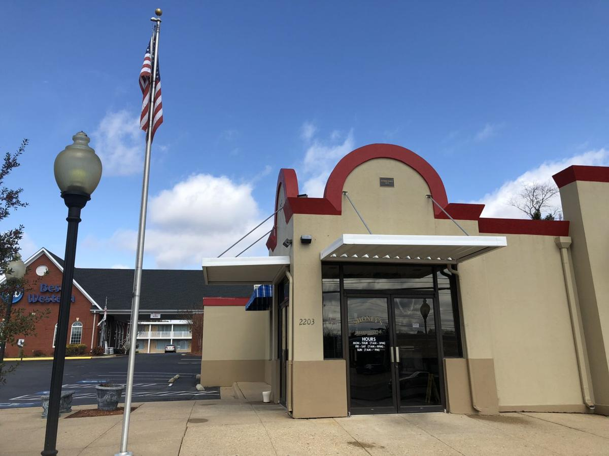 The Shoney S In Fredericksburg Which Opened 1973 Has Permanently Closed