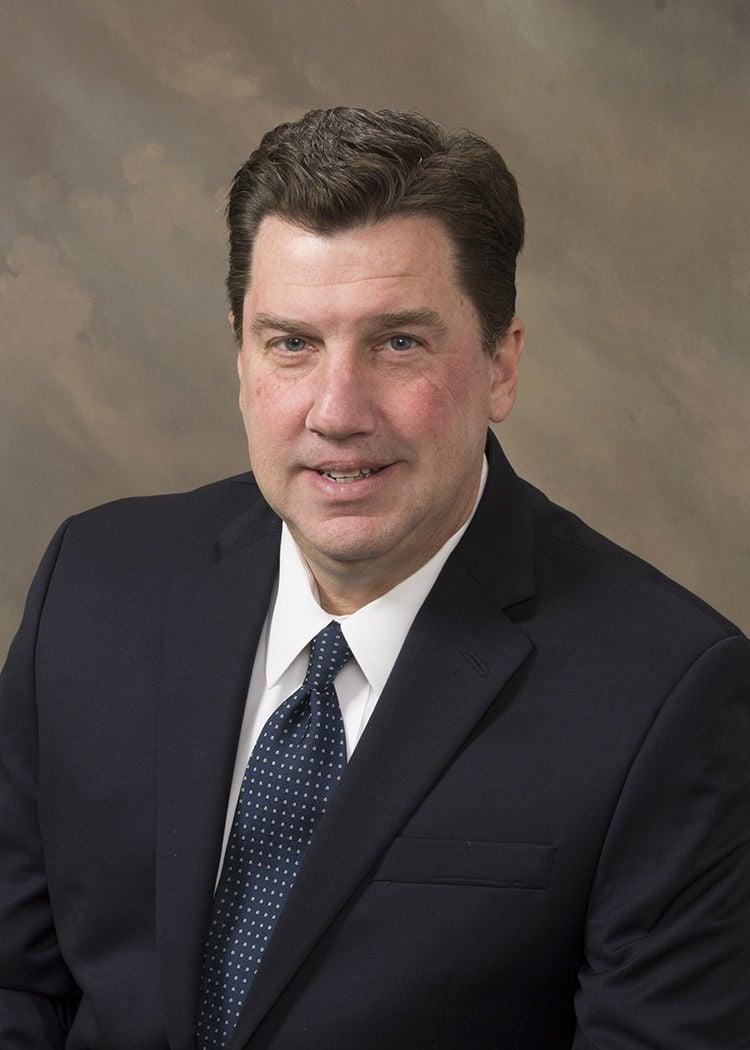 Jack Cavalier, Griffis-Widewater Supervisor, incumbent, 2019 Stafford