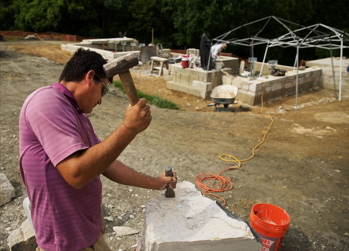 Washington house replica underway, Ferry Farm to celebrate