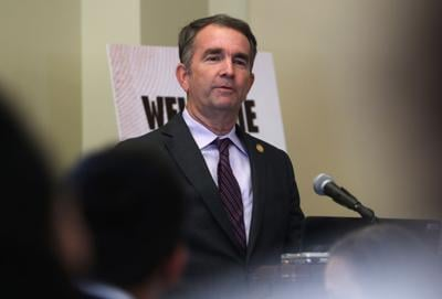 Northam - African American History Education Commission