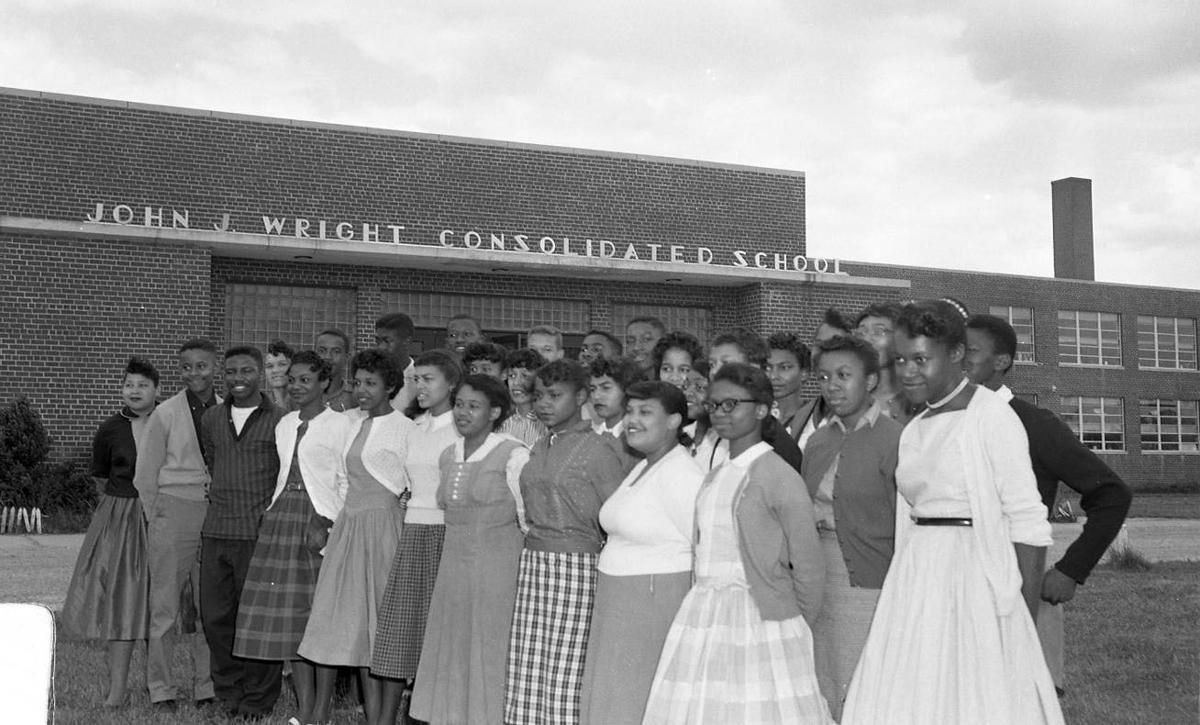 John J. Wright Consolidated School's Class of 1959