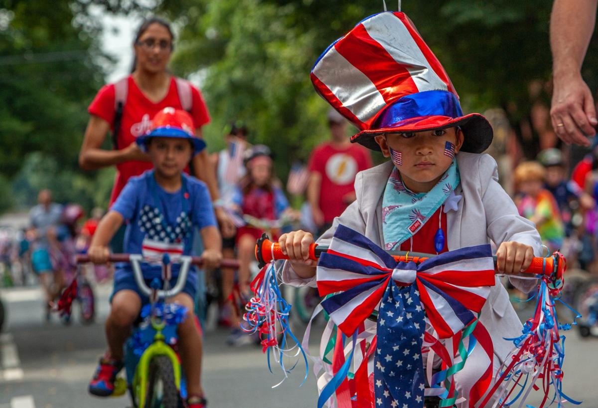 July 4th Children's Parade