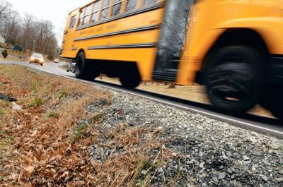 Stafford school bus
