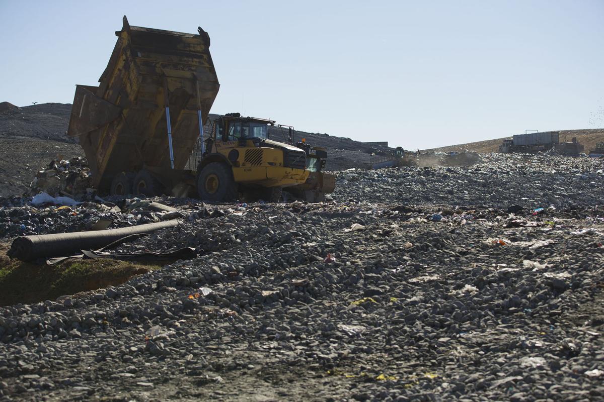 King George landfill