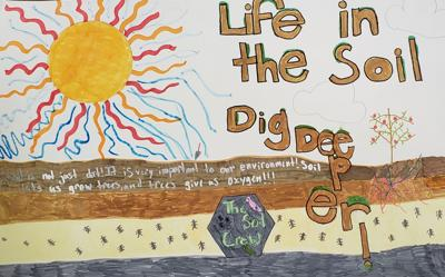 National Conservation Poster Contest encourages students to dig deeper into their environment