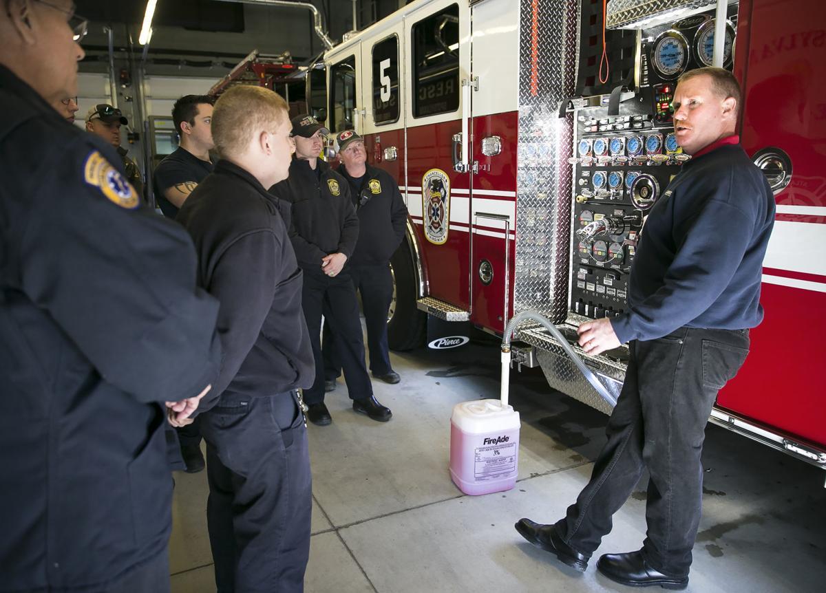 Spotsylvania County Fire and Rescue