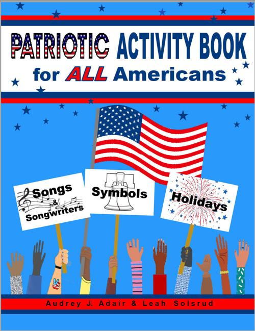 Patriotic Activity Book