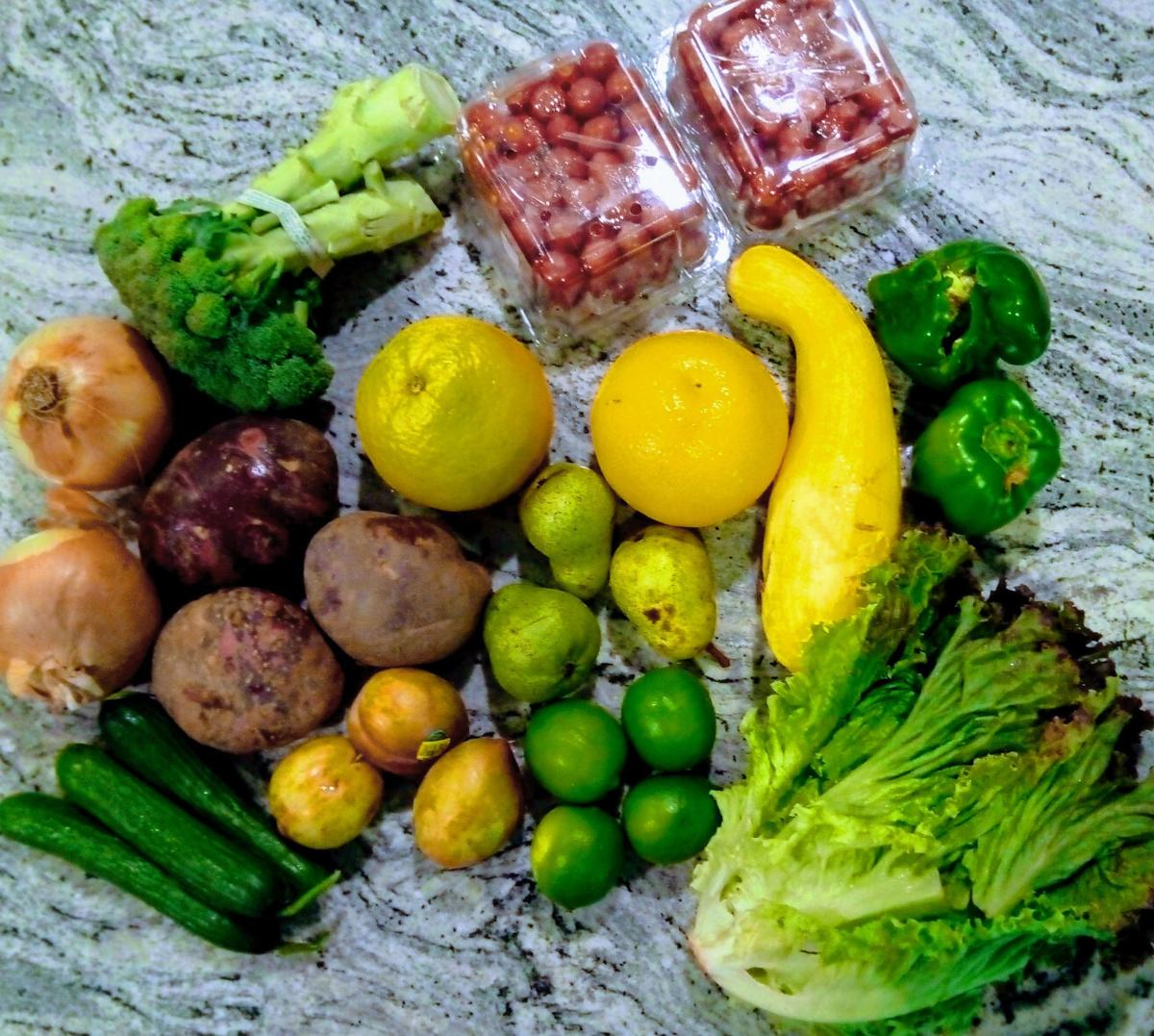 I wanted to save the planet. Would eating ugly food help?