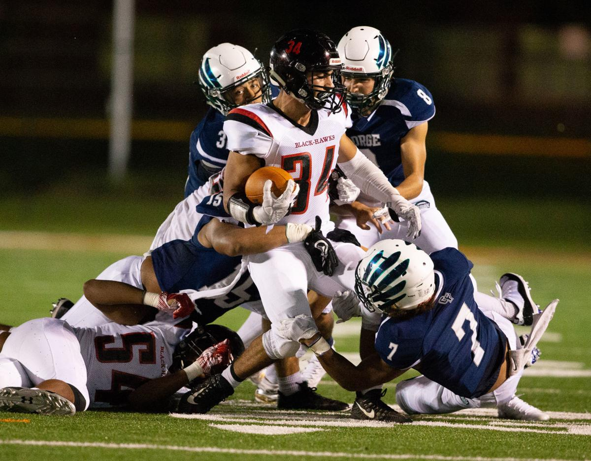 Colonial Forge vs Brooke Point football