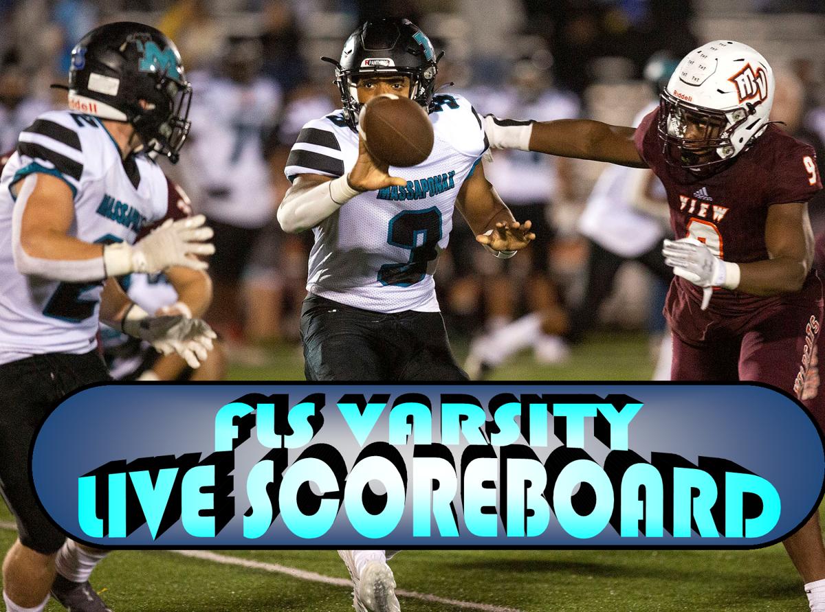 High school football: Live Scoreboard