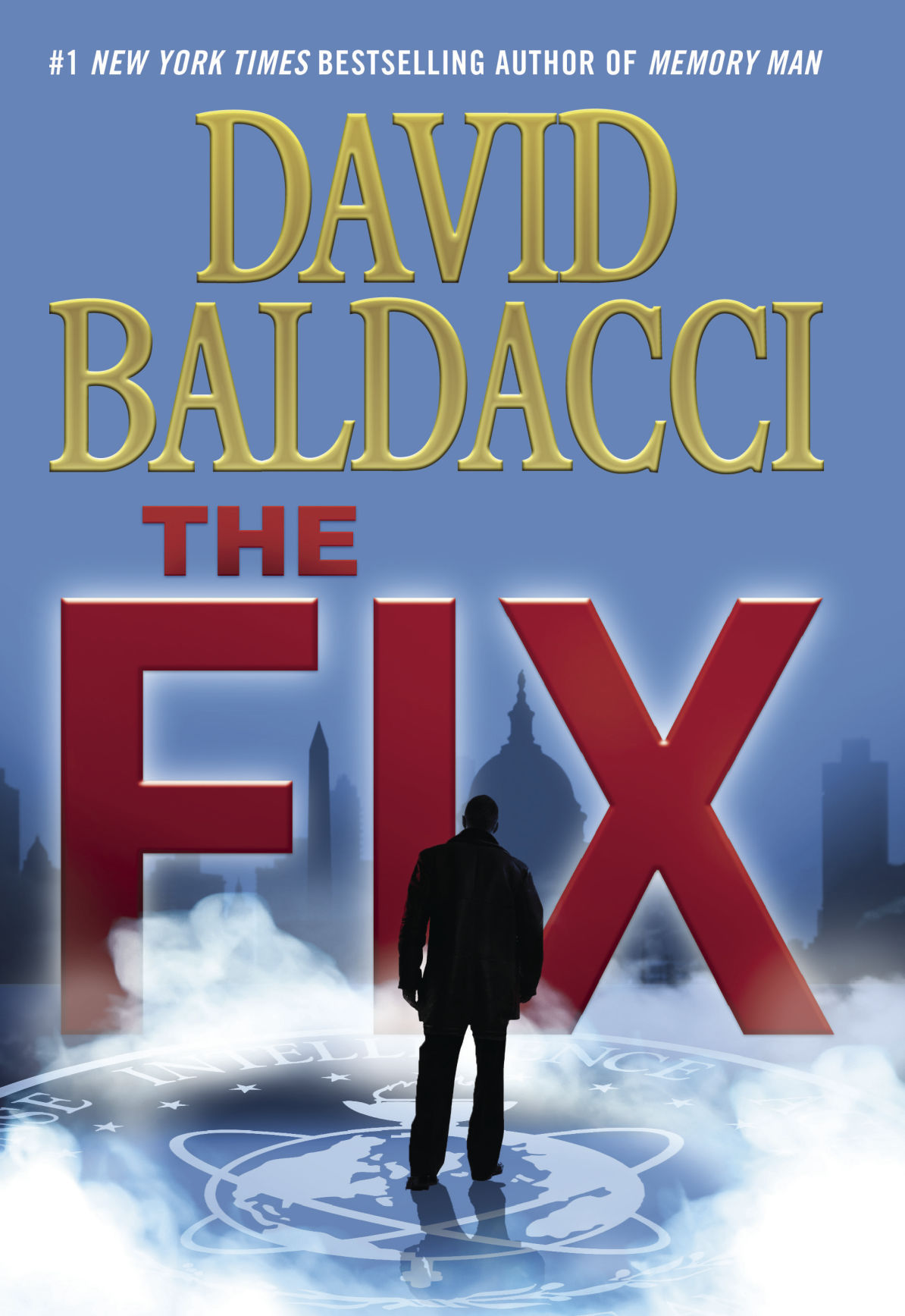 David Baldacci to appear at National