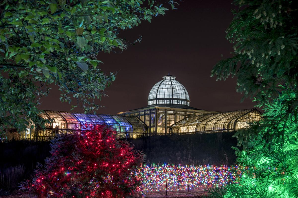 lewis ginter botanical garden shines a light on classic stories at gardenfest - Lewis Ginter Botanical Garden