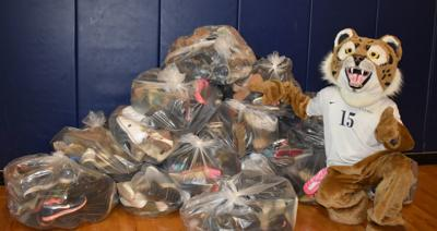 The Carmel School meets, exceeds shoe drive fundraising goal