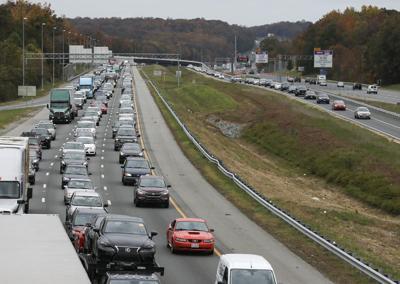 PHOTO: congestion