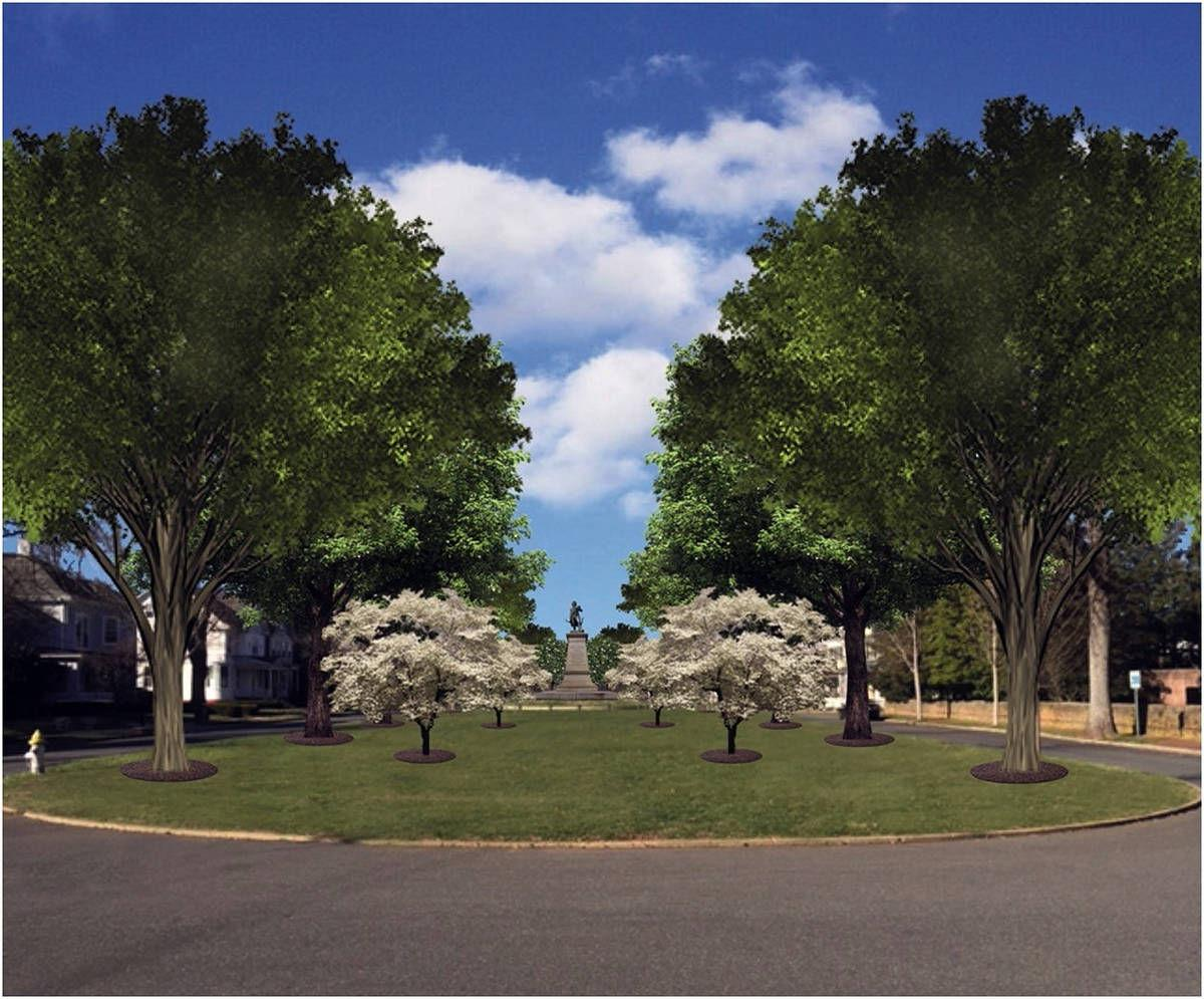 Commentary: Trees plantings  just part of beautifying Fredericksburg